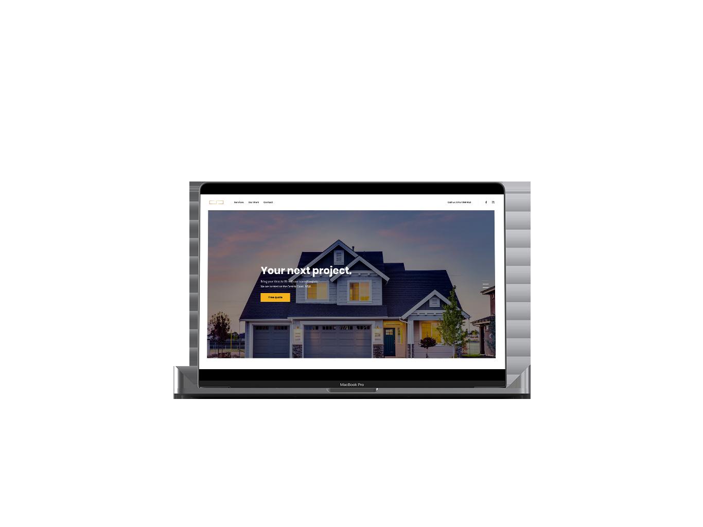 Cruickshanks Agency Website Digital Marketing Facebook ads Google ads Design Logo