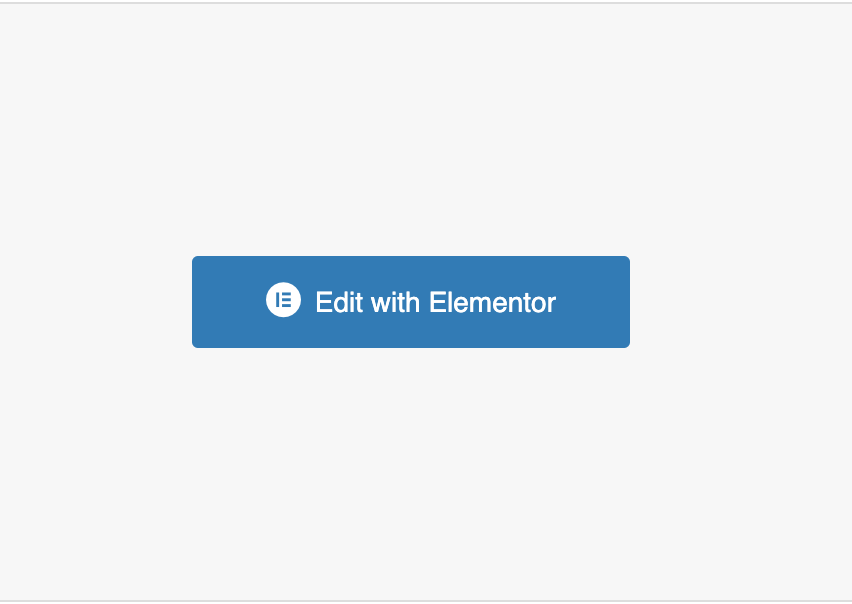 Click Edit with Elementor